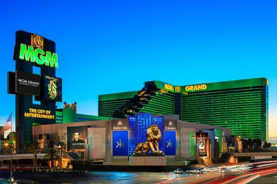 MGM Grand Casino, Las Vegas (USA)