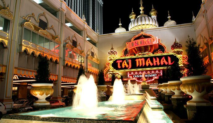 Trump Taj Mahal Casino Resort, Atlantic City (USA)