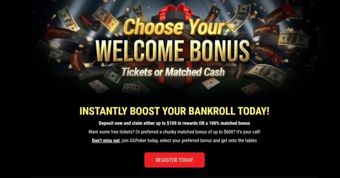 Ggpoker Bonus Code 600 Or 100 March 2021